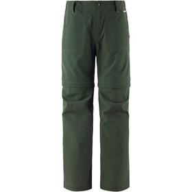 Reima Virtaus Pants Gutter dark green